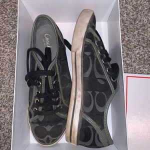 Used Coach shoes